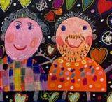 school ideas / Art ideas for kids