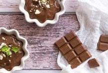 Schokoladige Ideen / Rezepte für Schokoladensüchtige