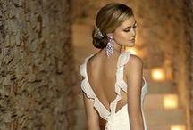 Wedding Dresses and Groom Attire