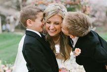 Wedding Flower Girls and Ring Bearers