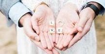 Engagement-Shooting / Mit einem Engagement-Shooting vor der Hochzeit lassen sich tolle Fotos als Erinnerung machen, sondern auch für die Hochzeitseinladung!