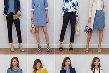Capsule Wardrobes, šatník inspirace, minimalismus
