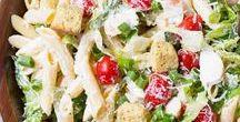 Salate / Von wegen Beilage! Diese Salate sind wahre Geschmackserlebnisse, da lässt man den Hauptgang doch gerne links liegen