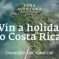 Countryfile Live 2017 / Join us at #CountryfileLive from 3-6 August to discover the wonders of Costa Rica!