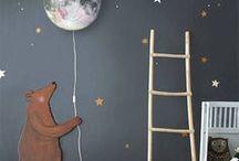 Raumtanz Inspirationen für märchenhafte Kinderzimmer / Niedliche Einrichtungsideen für die Kleinsten
