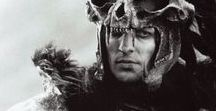 Film / TV - Highlander / Mostly the Kurgan, but, ironically, on this board the tagline does not apply.