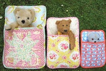 Craft projects for children / Sewing and quilting projects to make for babies and children