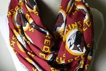 True Colors / When you're not in Redskins gear, show your support of the burgundy and gold with one of these fabulous looks.  / by Washington Redskins