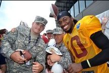 Military Appreciation / by Washington Redskins