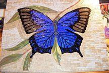 Mosaic / Mosaic art / by Denise Sieradzki