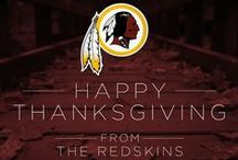 Redskins Holidays / Send in your Redskins themed holiday pictures to photos@redskins.com to be featured on our Redskins Holidays board! / by Washington Redskins