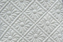 Snow snow snow / Winter quilt inspiration