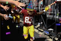 Redskins Birthdays / Bringing you the birthdays of your favorite Redskins players, past and present!  / by Washington Redskins