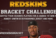 Redskins Bracket Challenge / by Washington Redskins