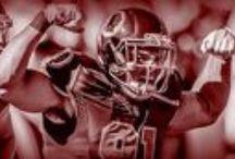 Redskins Facebook Cover Photos / by Washington Redskins