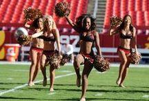 The First Ladies of Football / Meet the Washington Redskins Cheerleaders! / by Washington Redskins