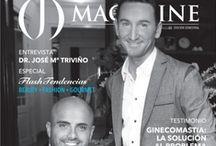 Edición Nº 2 - OJ Magazine / Imágenes de los artículos que encontraras en la segunda edicion de OJ Magazine Invierno 2012 http://www.drjunco.com/magazine/