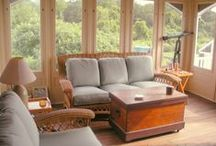 My Work / Outdoor Spaces & Rooms / Work by newengland-style.com / Michelle Jamieson Interiors in Outdoor Spaces