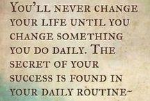 Success & Hardwork / Quotes we believe in.