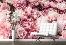 Wiosenne inspiracje | Spring inspiration / Wiosna, wiosna, ach to Ty! Nie pozwólmy aby wiosna przeminęła bezszelestnie. Zainspiruj się pomysłami na wiosenny wystrój mieszkania, przejrzyj pomysły na DIY (zró to sam!) i ciesz się optymizmem!  #aranżacje #dekoracjaścian #flowers #walldecor #flowerdecoration #wallidea #springwall #DIY #homeinspiration