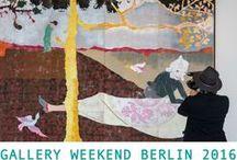BERLIN: KUNST | ART | KULTUR | CULTURE / Kunst und Kultur in Berlin
