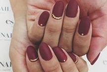 WOW Redskins Nails / All about rocking that burgundy and gold. / by Washington Redskins