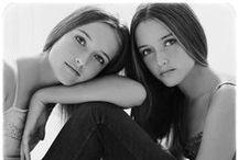 Inspiraatiota - Sisaruskuvia / Tänne olen kerännyt hauskoja kuvia saisaruksista. Minkälaisen kuvan sinä haluaisit sisarustesi kanssa?