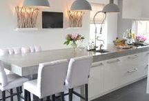 Inspire: Kitchen / Concrete inspiration for your kitchen. Like something you see? Ask us to make it!