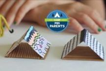 Ranger Kids Craft Ideas / Get new ideas for crafts targeted towards Ranger Kids (Ages 5-7 Years old)