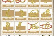 Get Knotty / Cool stuff you can do with knots and ropecraft