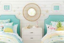 KIDS // PLAYROOM / Kids bedrooms and playroom ideas