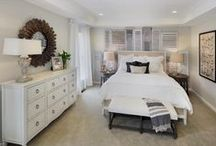 BEDROOM / See stunning master bedrooms and guest bedroom inspiration