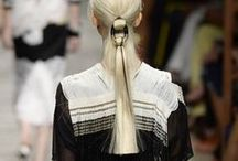 HAIR.ACCESSORIES / Hair accessory inspirations for all occassions.