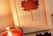 Jesienne inspiracje | Autumn inspirations / Choć wszyscy wiedzą, że w końcu nadejdzie - zawsze zaskakuje nas i zadziwia. Niższe temperatury, krótsze dni oraz niespotykany, charakterystyczny zapach przemijającego roku. Jesień. Można ją kochać lub nienawidzić. Dzięki naszym inspiracjom przywitacie ją z radością! #autumn #autumndiy #diy #homedecor #homeinspiration #autumnideas