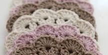 Crochet / Make some sweet thing with crochet technic...