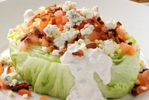 NOT your mama's salad! / by vicki ellner