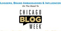Chicago Blog Week / Conference, Expo, Awards, Blog Crawl, Gallery, Discussion and Meetup to teach, honor, connect and share with local, national and international blogs & bloggers.