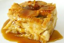 Bread Pudding Queen / by vicki ellner