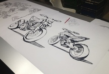 Motorcycle and Design