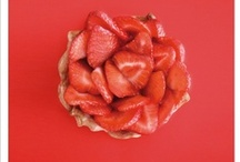 Pantone Color- Food / Mix and match the Pantone Color with your food