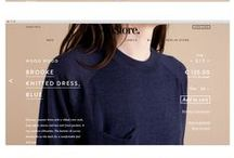 ● web design