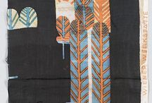 Tessere / Cloth, fabric, lace, embroidery... rugs