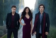 The Vampire Diaries / by Thilde