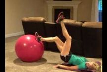Womens Workout Videos To Do At Home To Lose Fat & Tone / You don't need a gym to get fit. Click onto my workouts to tone and tighten your body, muscle burns fat!