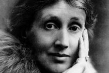 Virginia Woolf, First editions, To the Lighthouse, Mrs Dalloway and more / First edition books by Virginia Woolf - board created on 25th January, the date of her birth, albeit some 132 years later!