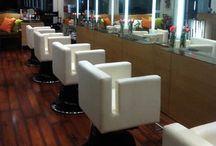 Salones de belleza / Decoración de salones de belleza
