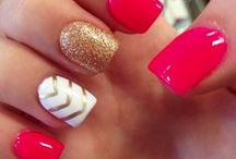 Nails! / Awesome Nails!! / by Mayah Nossbaum