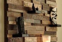 déco / J'aime le bois dans tous ces états!!!!