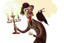 Edgar Allan Poe - Nevermore