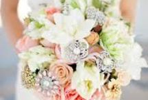 Wedding Bouquets / We love the Wedding Industry and want to give you some ideas of what to hold on your big day to enhance your beautiful diamond ring!